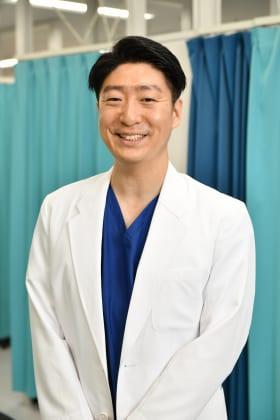 足の静脈瘤クリニック横浜院 新藤貴雄院長の写真